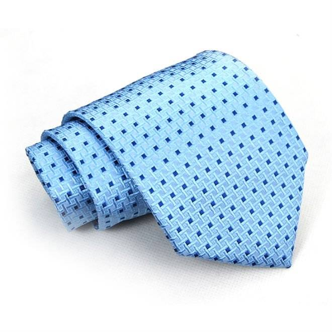 100% polyster tie