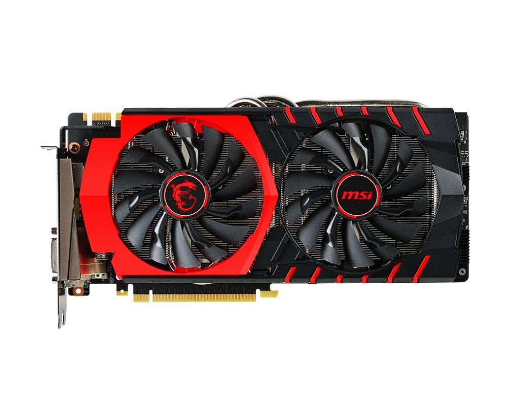 MSI GAMING Edition GeForce GTX 980 TI 6GB OC