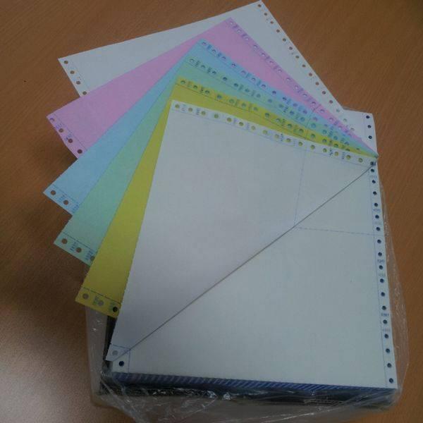 NCR computer printing forms