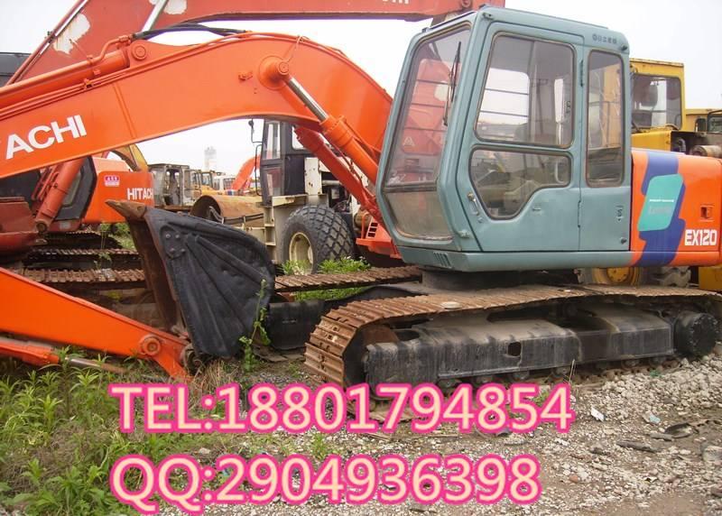 used Hitachi EX120-3 excavator for sale