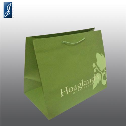 Customized big  promotional bag for HOAGLAND'S