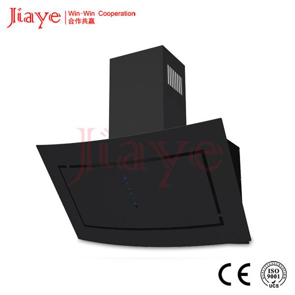 Super quiet copper motor glass hood range professional china supplier JY-C9115
