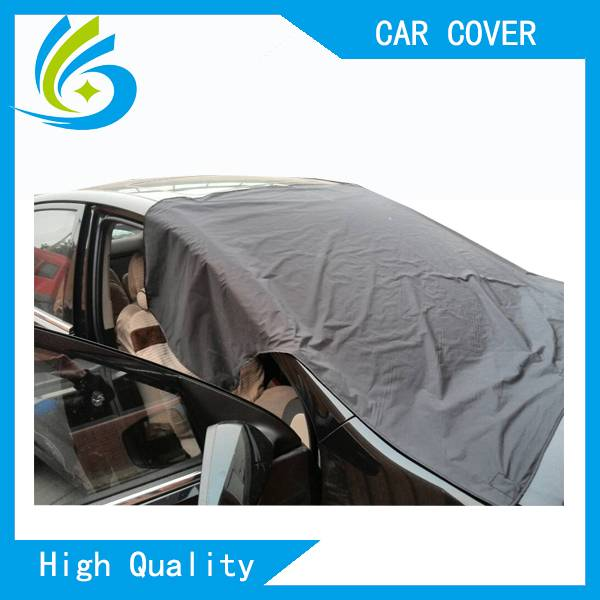 magnetic car snow front windshield cover