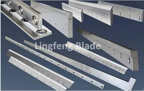 paper guillotine blade