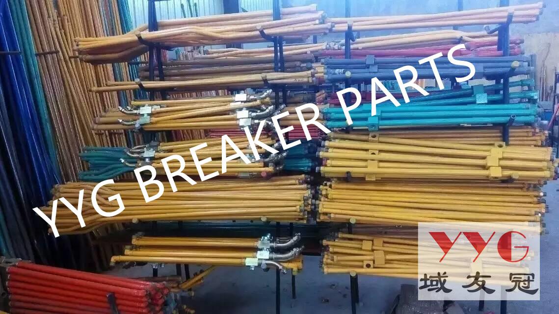 YYG Breaker hammer parts tube set