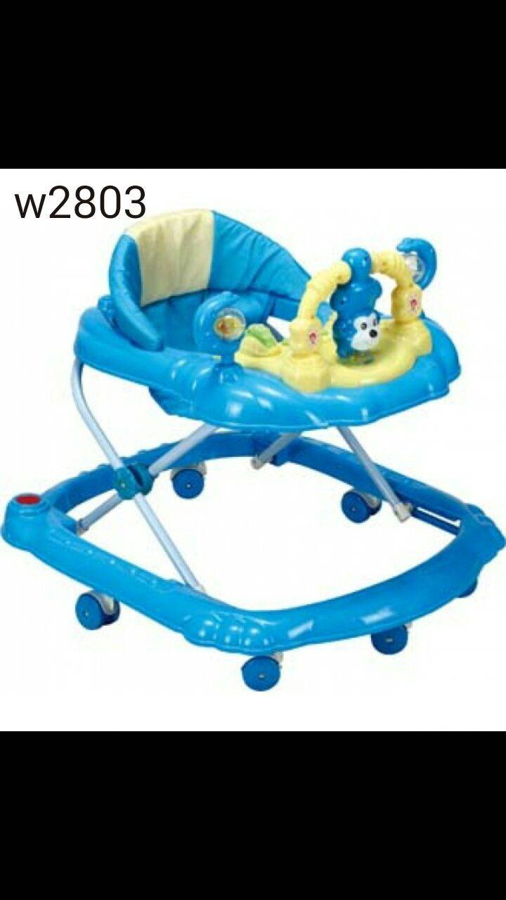 Hot sale baby bouncer, musical safety baby jumper, musical baby walker