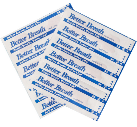 Best quality Breath right stop snoring nasal strips and anti snore nose strips
