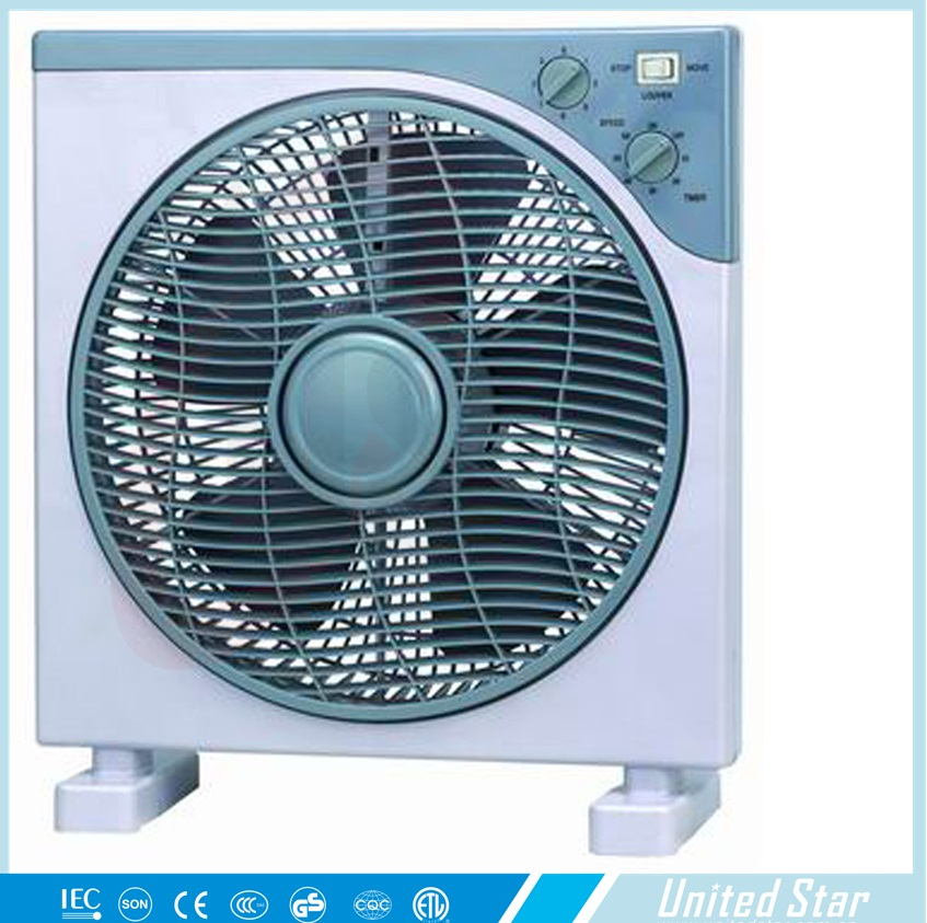 12 Inch Cool Box Fan