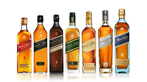 Johnny Walker Whisky