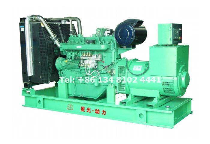 100KW 125KVA WUXI Diesel Generator