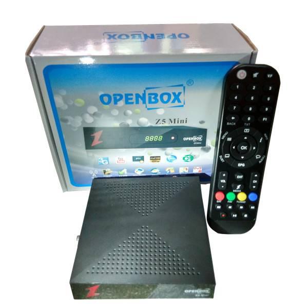 IPTV openbox Z5 mini HD original Openbox Z5 update from Openbox X5 Support Free IPTV, Youtube/