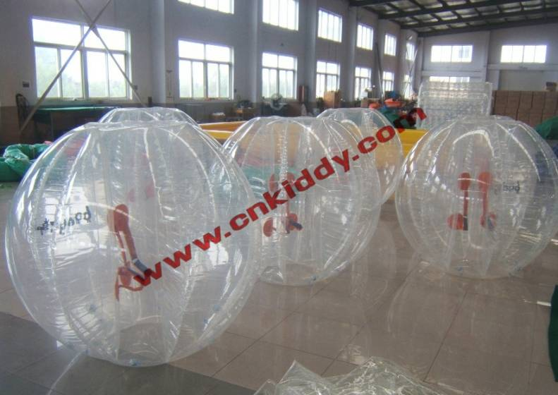 inflatable water walking ball  transparent ball