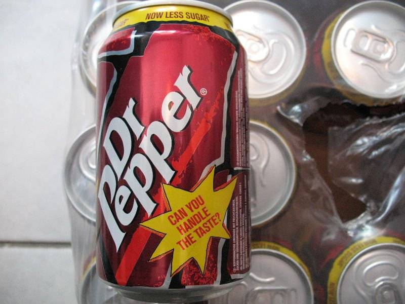 DR PEPPER 330ml Soft Drink all sizes and flavors