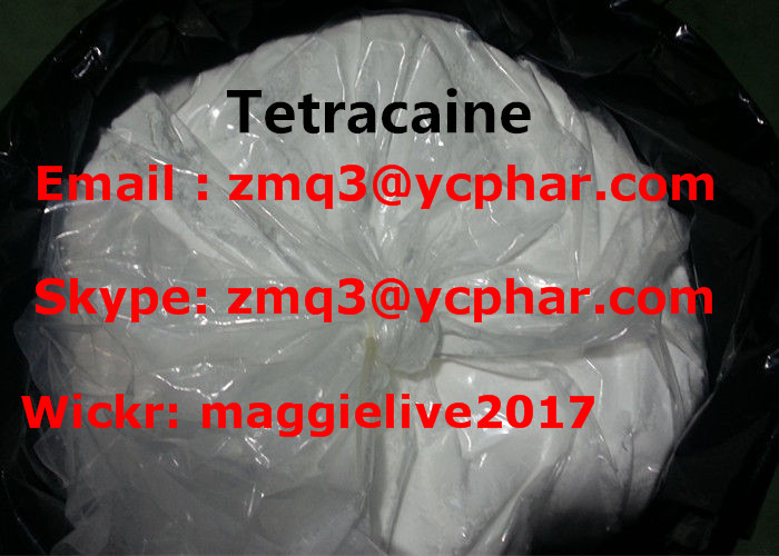 Local Anesthetic Drugs Powder Tetracaine