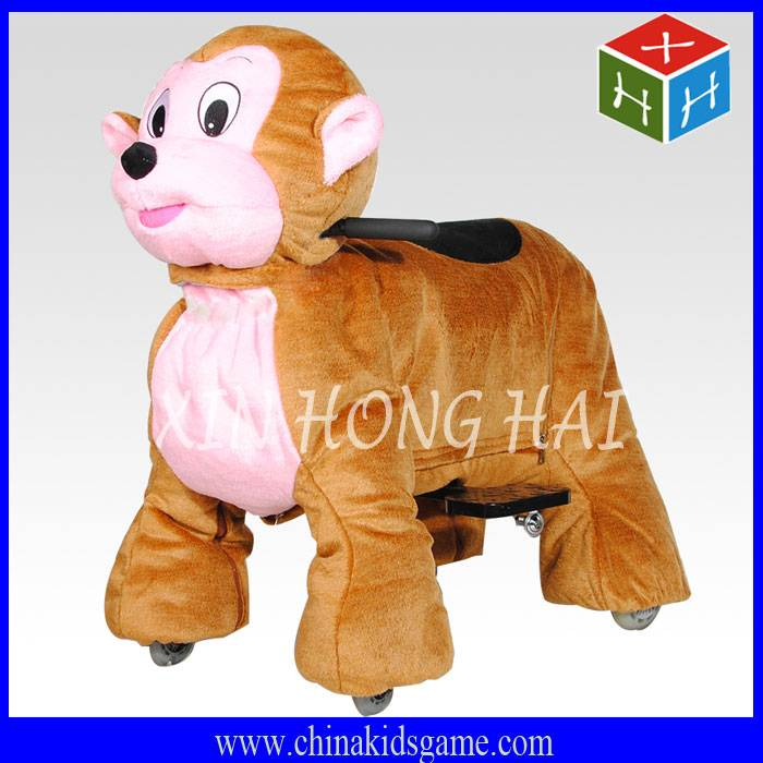 Hot sale electric animal ride, amusement ride