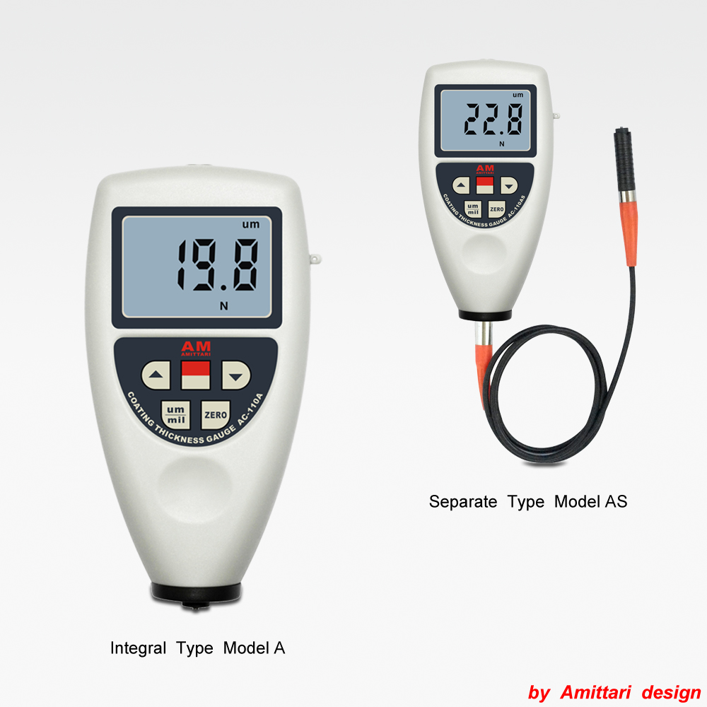 Coating Thickness Gauge AC-110A/AC-110AS