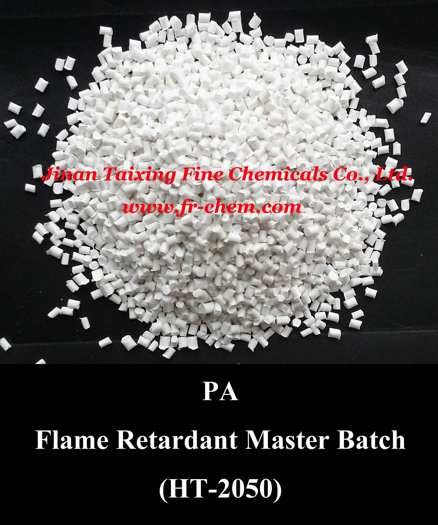 PA6 halogen-free flame retardant masterbatch