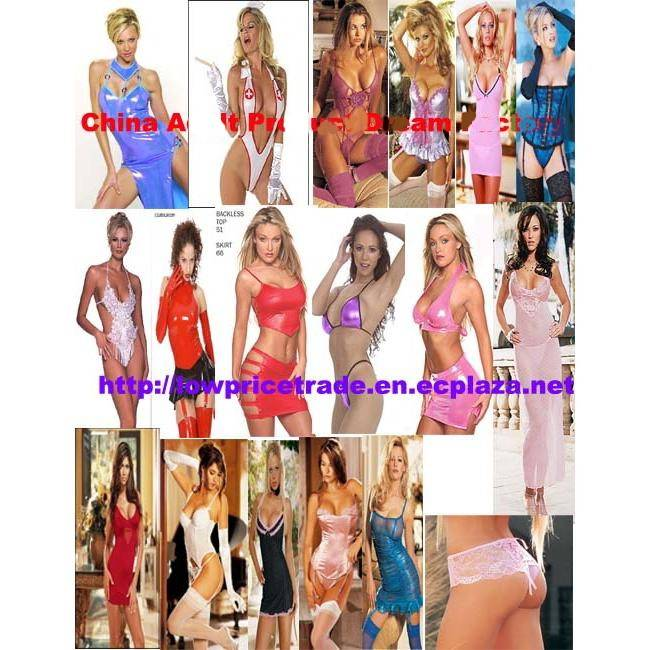variety sexy lingerie,sexy teddy,sexy gown,sexybabydoll,sexy corset,sexy costume,sexy PVC leather