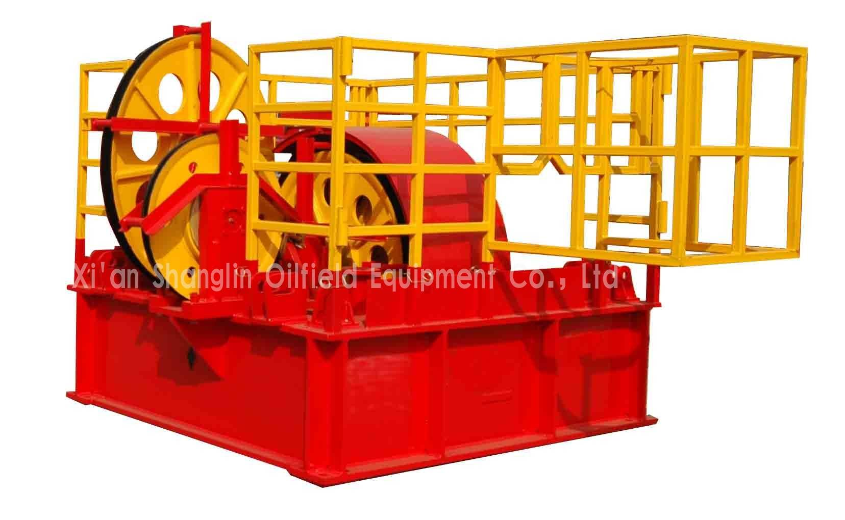 Oilfield Equipment Downhole drilling tools API Crown Block