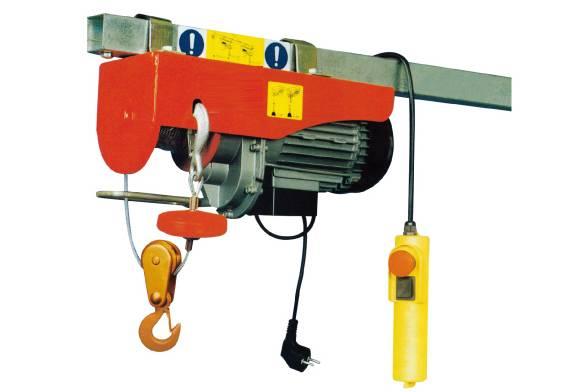 Mini Electric Hoist Electric Wire Rope Hoist 100kg-1000kg