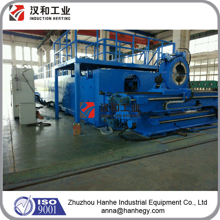 Industrial CNC Induction Pipe Bending Machine with Bending Arm Movement