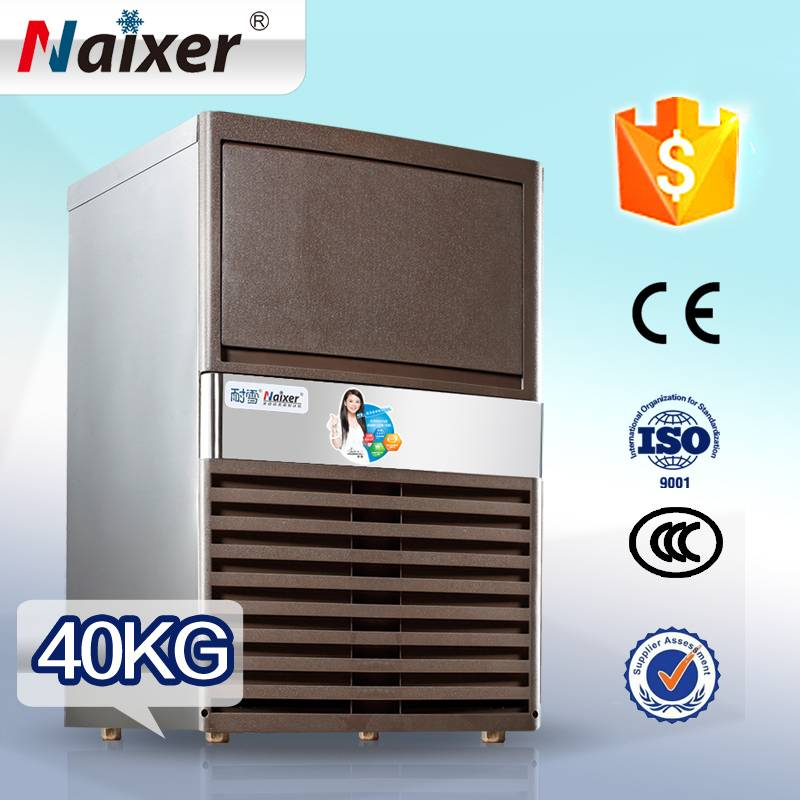 Naixer automatic commercial commercial ice crusher ice crusher machine