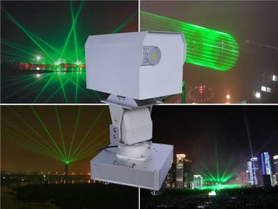Super Power Landmark outdoor christmas laser lights