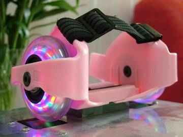 CE Approval Flashing Roller with LED Lights,Street Glider(OEM Available)