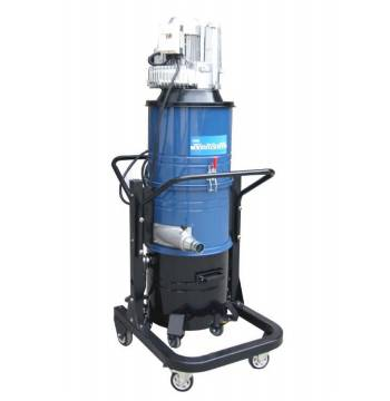 Separate electric shock industrial dust collector