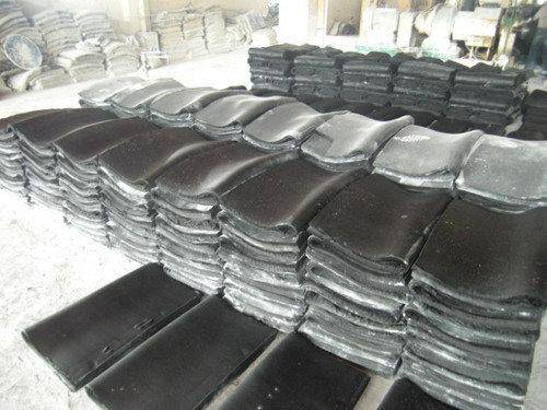 High tensile anf pure fine shoe industry whole tire reclaim rubber