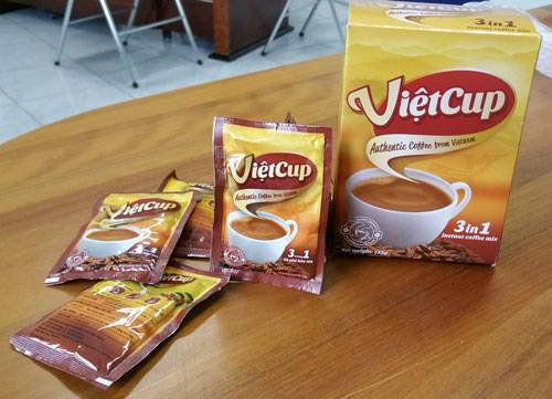 3-in-1 instant coffee Viet