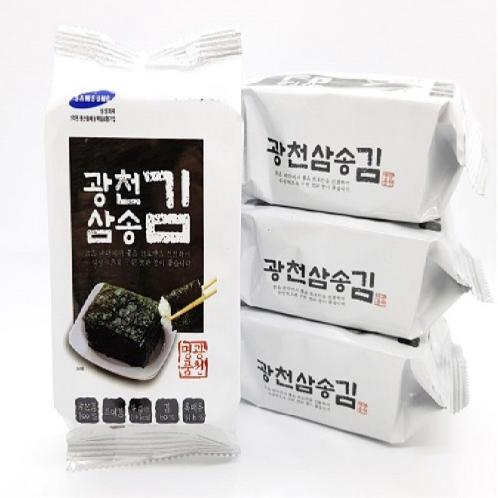 Gwangcheon seasoned laver