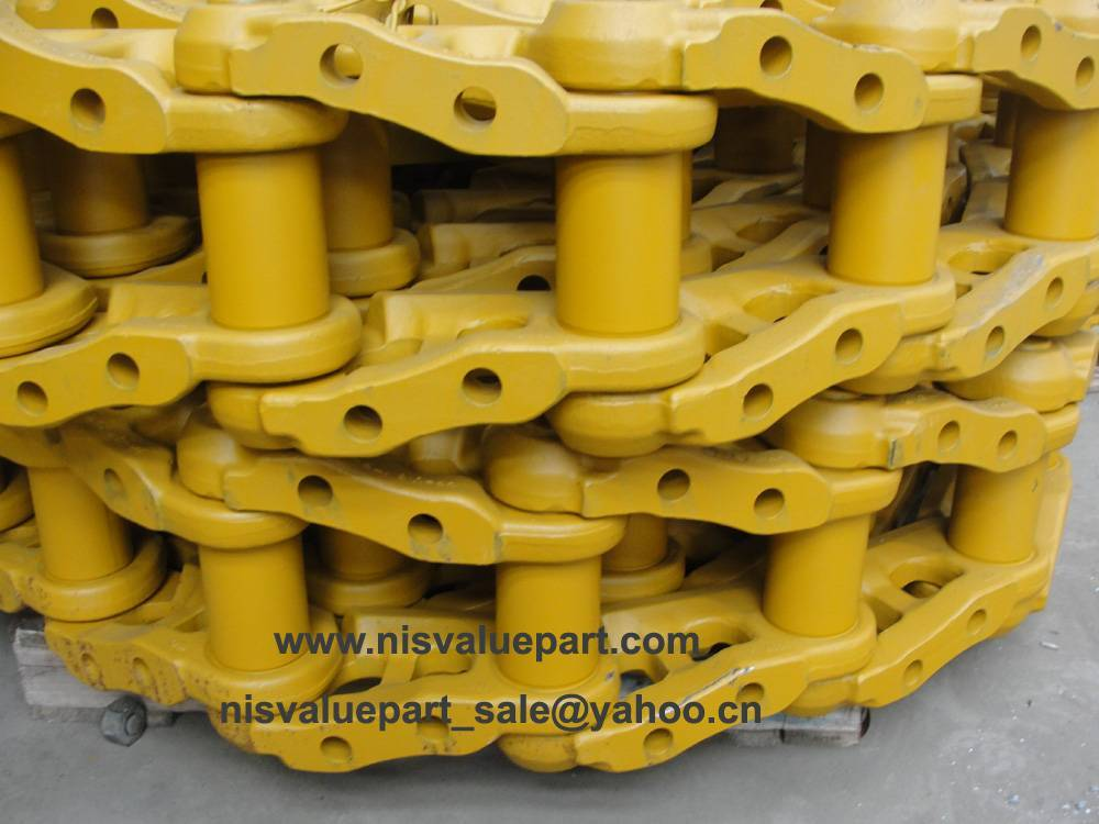 Track Link Assy for Excavator and Bulldozer