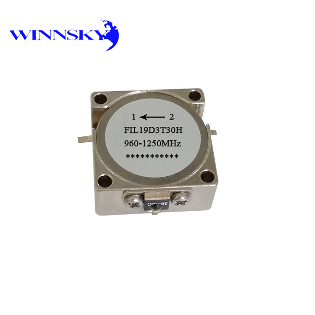WINNSKY Wideband RF(Radio Frequency) Isolator Counter-Clockwise Factory Offer
