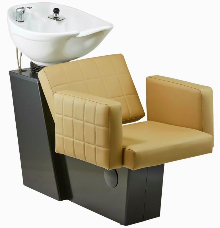 Backwash shampoo Unit