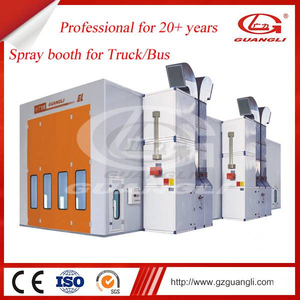 Factory Supply High Quality CE Approved Bus/Truck Spray booth