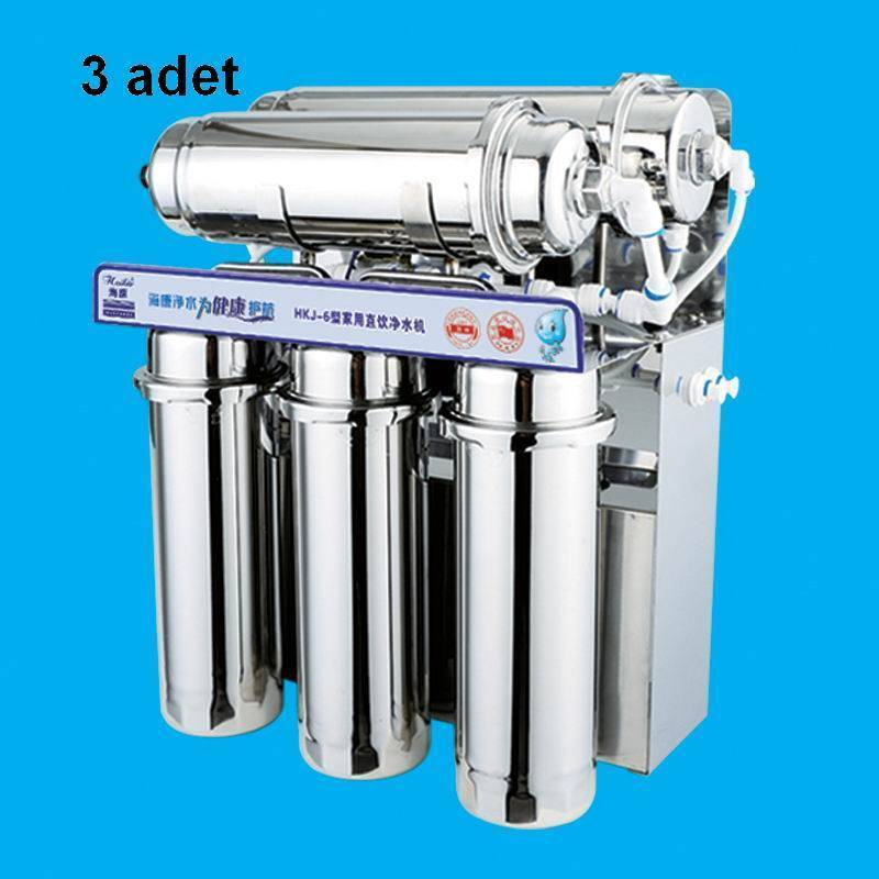 RO UF water purifier stainless steel 400G