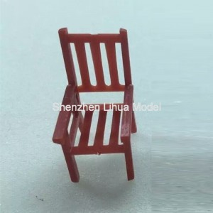 scale model fake chair----scale model chair,model furnitures,architectural model materials