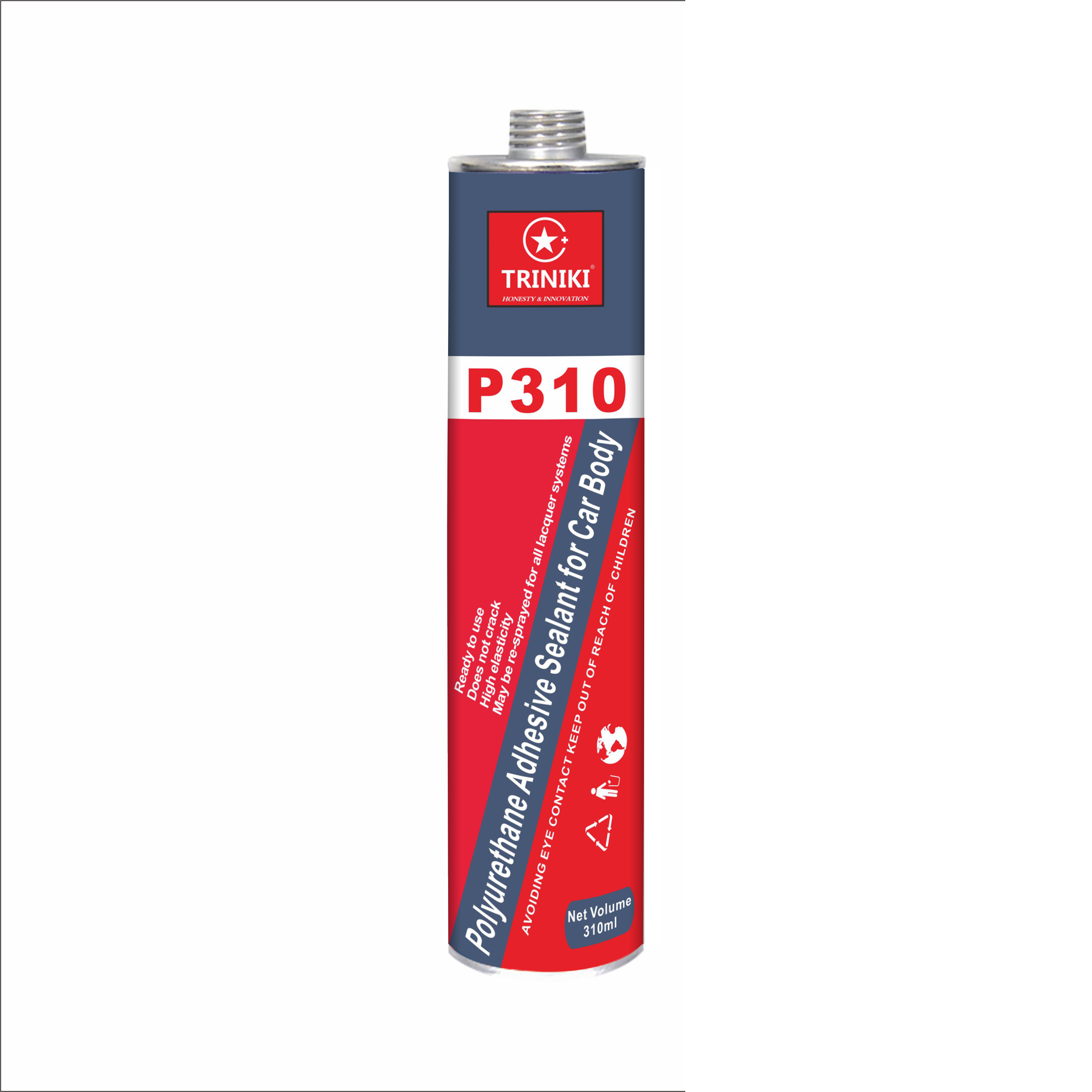 Polyurethane Adhesive Sealant for Car Body
