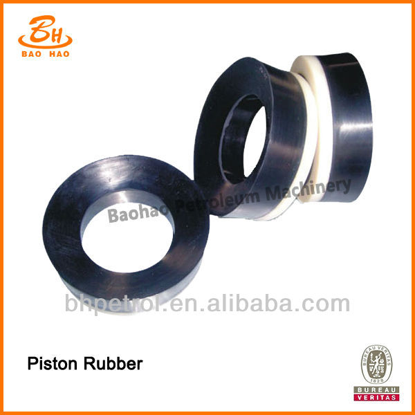 BOMCO F Series Triplex Piston Mud Pump Spare Parts-Piston Rubber