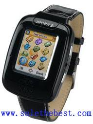 Tri-band watch mobile phone (M600)