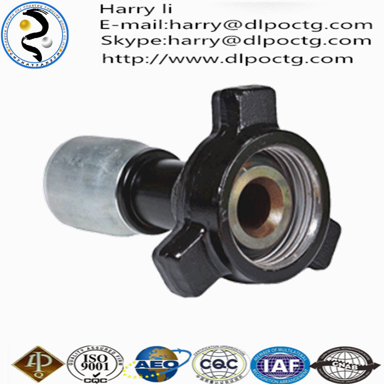 Oil casing manufacturers Dalipu pipe fittings hammer union cap