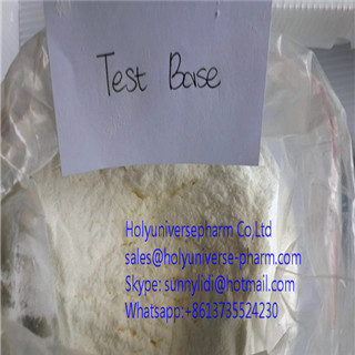Good Qualitytestosterone, Test Base, Cas 58-22-0,99% Purity Test Base on sale
