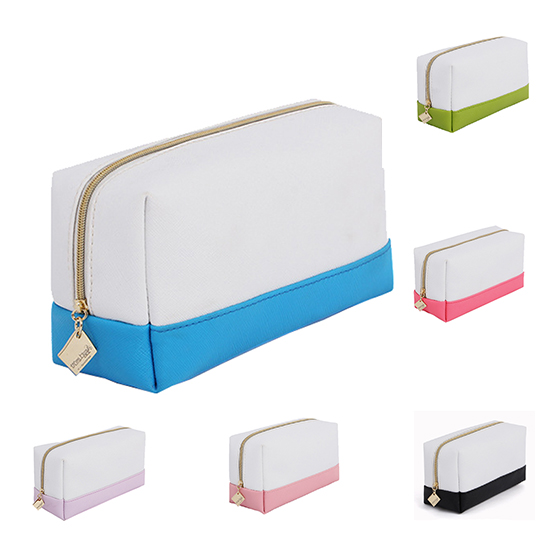 PU Leather Women Makeup Cosmetic Bag