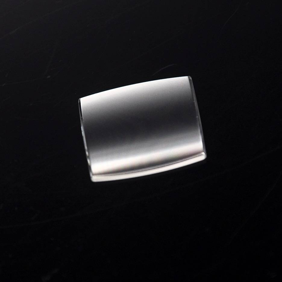 square flat sapphire crystal/table mirror for watch