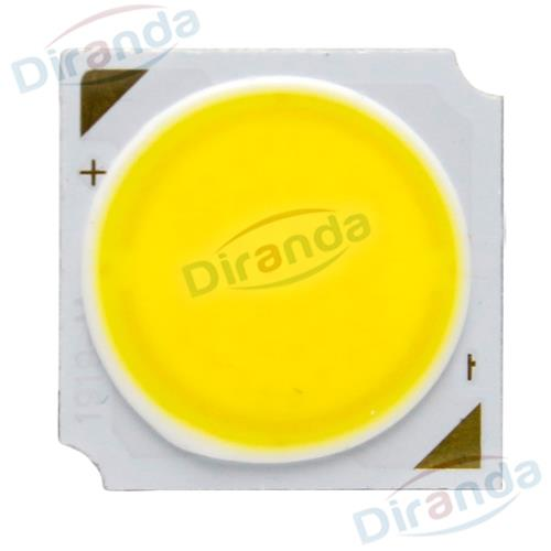 powerful 3w 20w 35w led round cob chip for lamps light