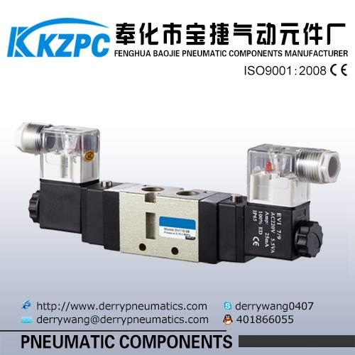 Pneumatic Control Valve Reverse Solenoid Valve 3V220-06