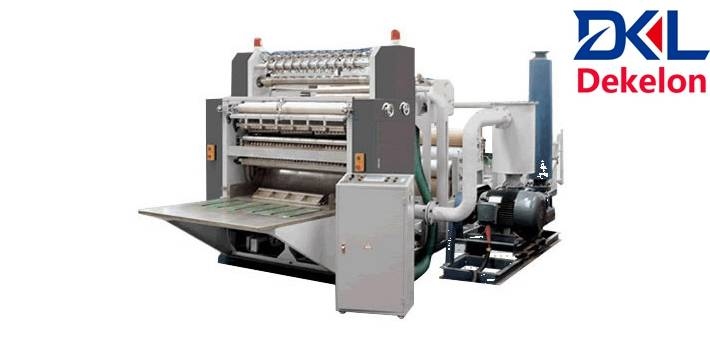 napkin paper making machine serviette making machine