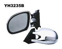 Universal LED Side Car Mirrors