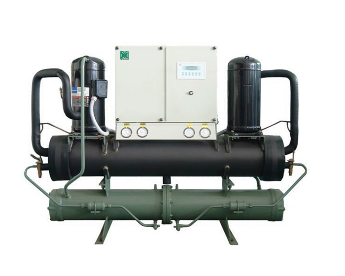 Scroll Type Water Chiller